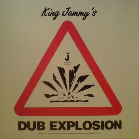 King Jammy's* - Dub Explosion (LP, Comp) - NEW