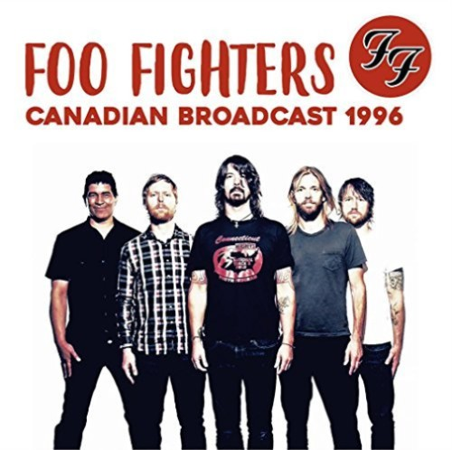 Foo Fighters - Canadian Broadcast 1996 (LP, Album, Unofficial) - NEW