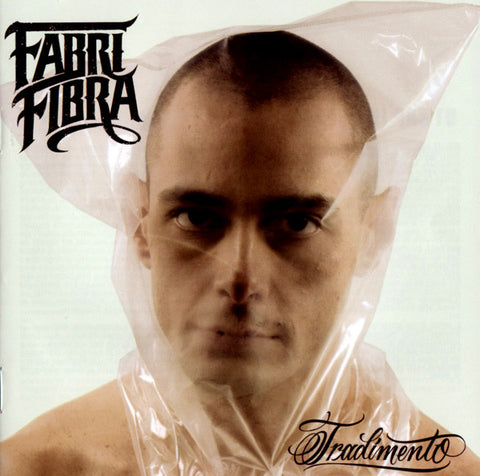 Fabri Fibra - Tradimento (CD, Album, Jew) - NEW