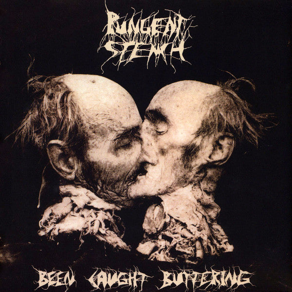 Pungent Stench - Been Caught Buttering (LP, Album, RE) - NEW