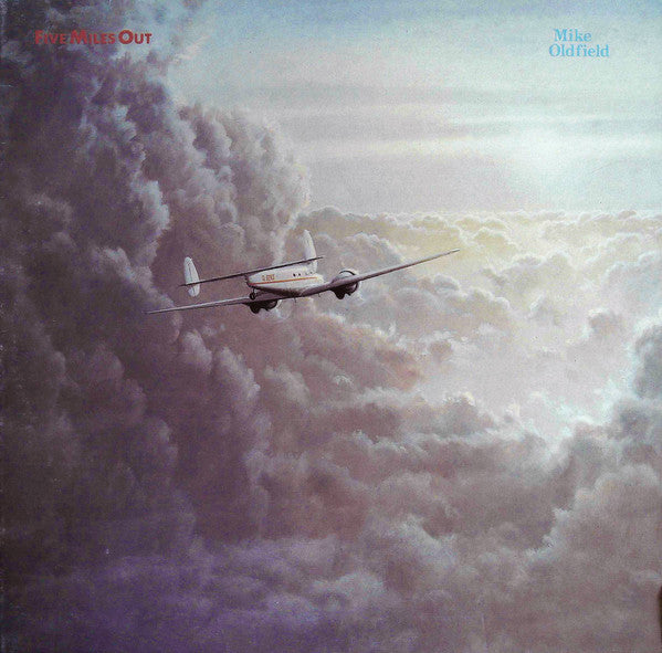 Mike Oldfield - Five Miles Out (LP, Album, Gat) - USED