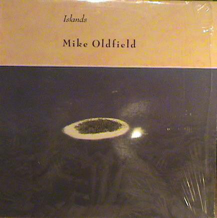 Mike Oldfield - Islands (LP, Album) - USED