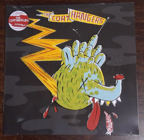 The Coathangers - Scramble (LP, Album, RP, Yel) - NEW