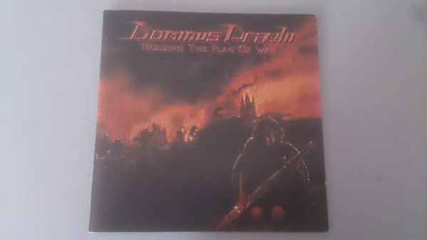 Dominus Praelii - Holding The Flag Of War (CD, Album) - USED
