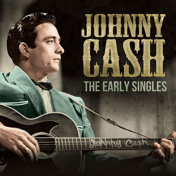 Johnny Cash - The Early Singles (LP, Comp, 180) - NEW