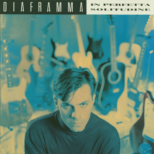 Diaframma - In Perfetta Solitudine (LP, Album) - USED