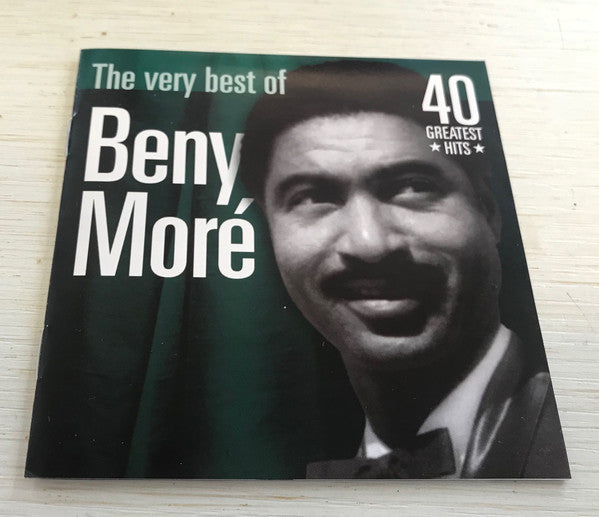 Beny Moré* - The Very Best Of Beny Moré (2xCD, Comp) - USED