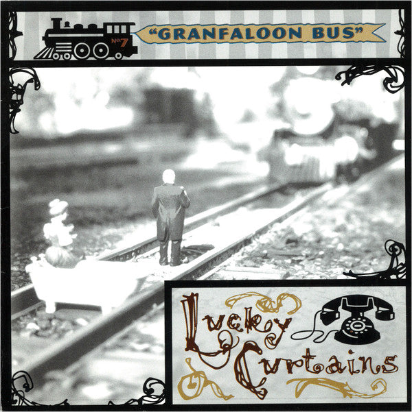 Granfaloon Bus - Lucky Curtains (CD, Album) - USED