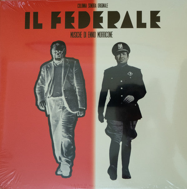 Ennio Morricone - Il Federale (LP, Album, Ltd) - NEW