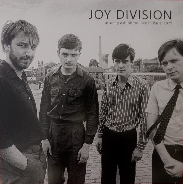 Joy Division - Atrocity Exhibition: Live In Paris, December 18th, 1979 (LP, Unofficial) - NEW