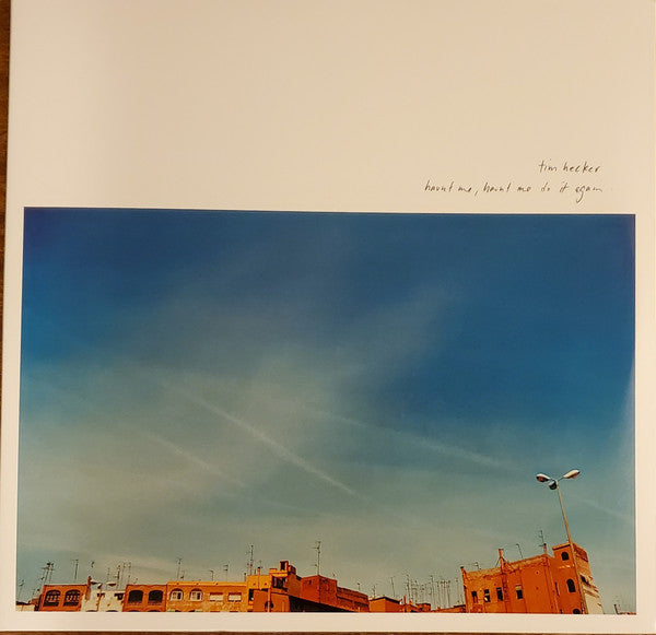 Tim Hecker - Haunt Me Haunt Me Do It Again (2xLP, Album, RE, RM) - NEW