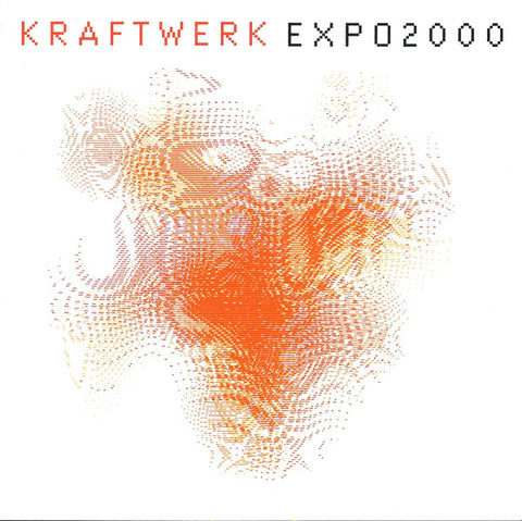 Kraftwerk - Expo2000 (CD, Single, Len) - USED