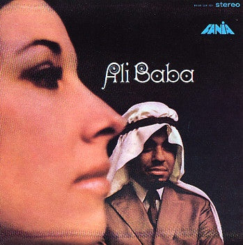 Louie Ramirez - Ali Baba (LP, Album, RE) - NEW