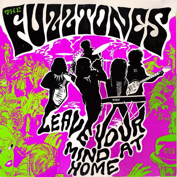 The Fuzztones - Leave Your Mind At Home (CD) - NEW