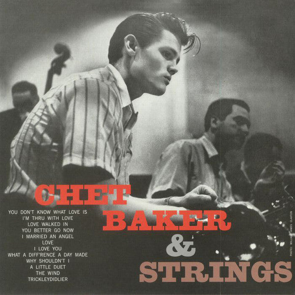 Chet Baker - Chet Baker & Strings (LP, Album, Ltd) - NEW