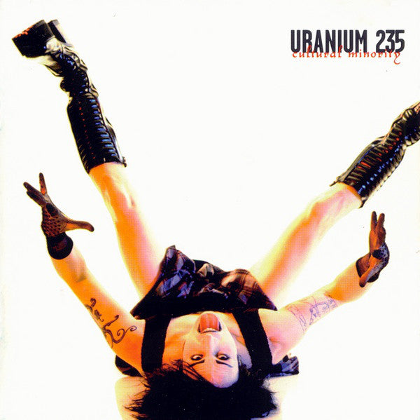 Uranium 235 - Cultural Minority (CD, Album) - USED