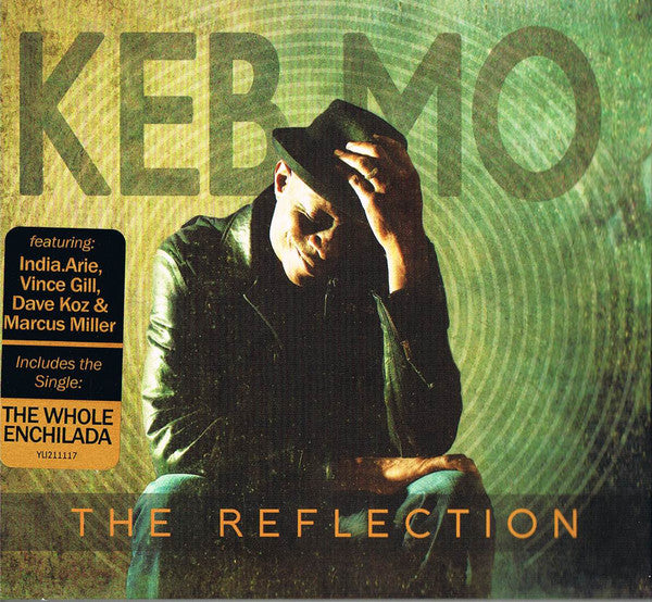 Keb Mo - The Reflection (CD, Album, Dig) - USED
