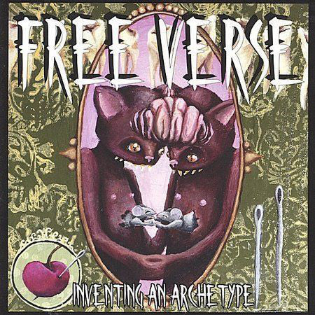 Free Verse - Inventing An Archetype (CD, EP) - USED