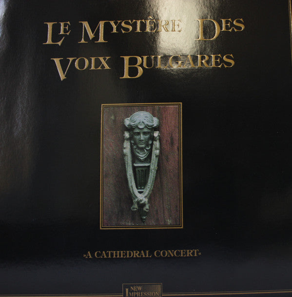 Le Mystère Des Voix Bulgares - A Cathedral Concert (LP, Album, RE) - USED