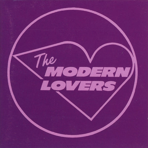 The Modern Lovers - The Modern Lovers (CD, Album, RE, RM) - USED