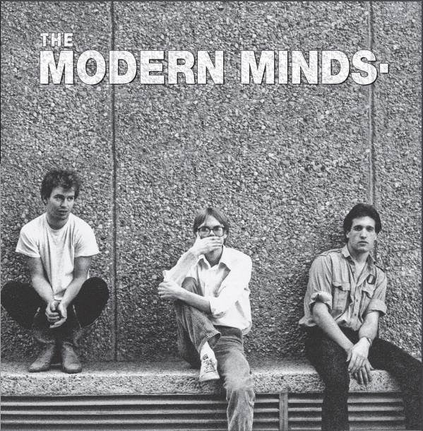 "The Modern Minds - Go (12"", Album, RE) - NEW"