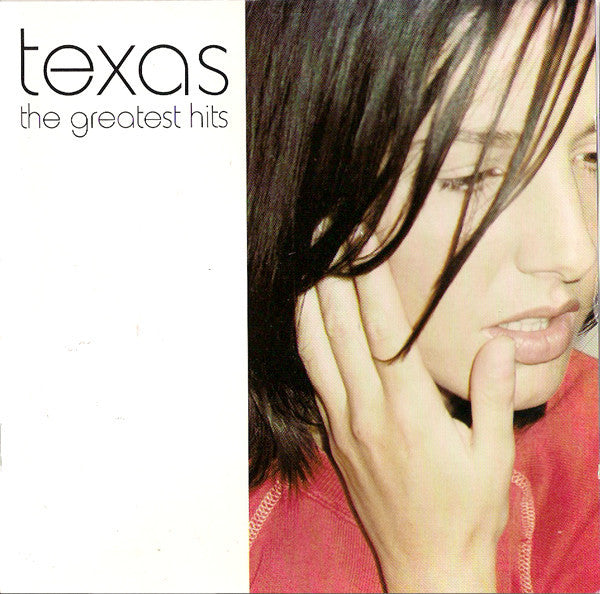 Texas - The Greatest Hits (CD, Comp, S/Edition) - USED