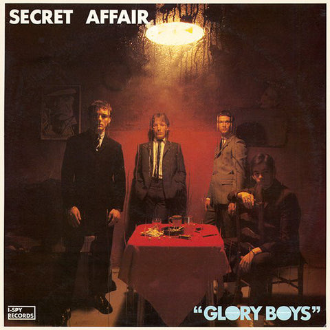 Secret Affair - Glory Boys (LP, Album) - USED