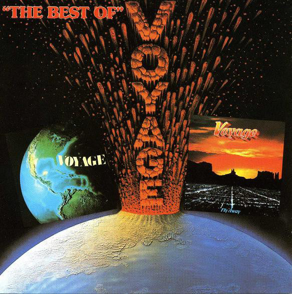 Voyage - The Best Of Voyage (CD, Comp) - USED
