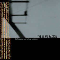 The Judas Factor - Ballads In Blue China (CD, Album, Enh) - USED