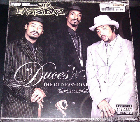 Tha Eastsidaz - Duces 'N Trayz - The Old Fashioned Way (2xLP, Album) - USED
