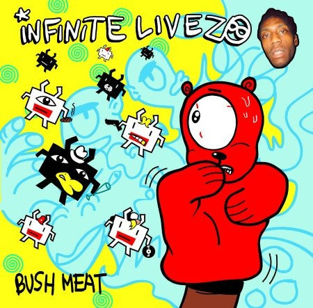 Infinite Livez - Bush Meat (2xLP, Album) - USED