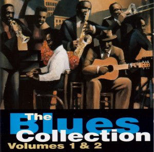 Various - The Blues Collection Volumes 1 & 2 (2xCD, Album, Comp) - USED