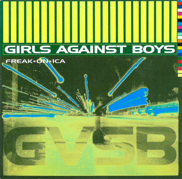 Girls Against Boys - Freak*on*ica (CD, Album) - USED