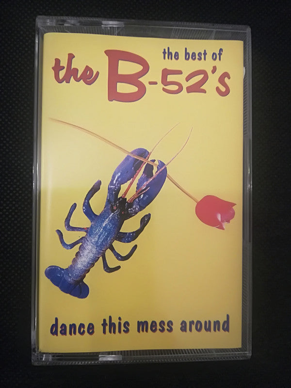 The B-52's - THe Best Of B-52's - Dance This Mess Around (Cass, Comp) - USED