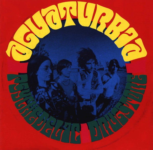 Aguaturbia - Psychedelic Drugstore (CD, Comp) - USED