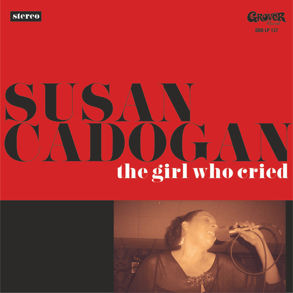Susan Cadogan - The Girl Who Cried (CD) - NEW