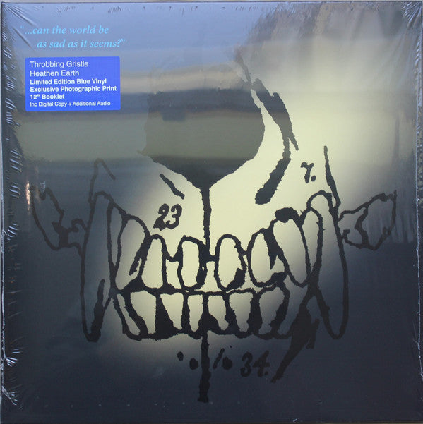 Throbbing Gristle - Heathen Earth (LP, Album, Ltd, RE, Blu) - NEW