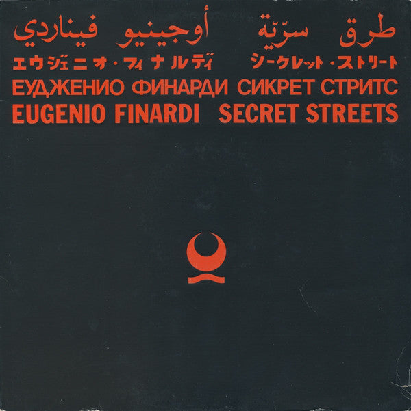 Eugenio Finardi - Secret Streets (LP, Album) - USED