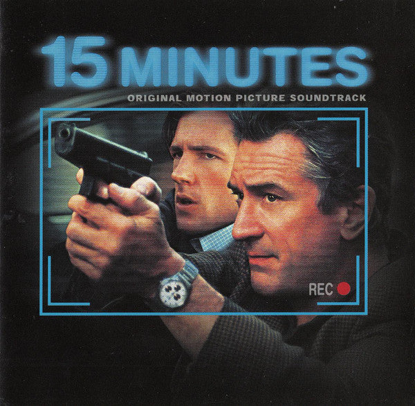 Various - 15 Minutes (Original Motion Picture Soundtrack) (CD, Comp) - NEW
