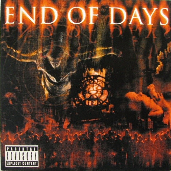 Various - End Of Days (Music From And Inspired By The Motion Picture) (CD, Comp) - USED