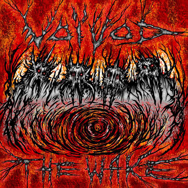 Voïvod - The Wake (CD, Album) - NEW