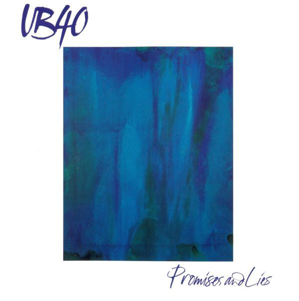 UB40 - Promises And Lies (CD, Album) - USED
