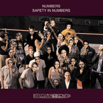 Numbers (2) - Safety In Numbers (CD, Album) - USED