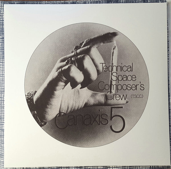 Technical Space Composer's Crew - Canaxis 5 (LP, Album, RE, RM) - NEW