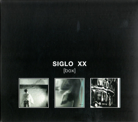 Siglo XX - [Box] (CD, Comp) - NEW