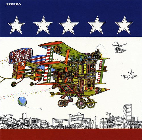 Jefferson Airplane - After Bathing At Baxter's (CD, Album, RE, RM, Mono) - NEW