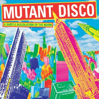 Various - Mutant Disco Volume 1 - A Subtle Discolation Of The Norm (CD) - USED