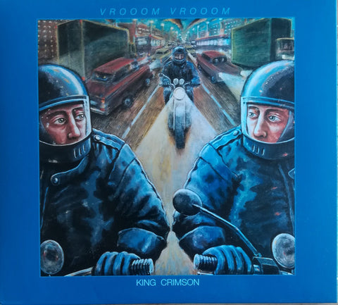 King Crimson - VROOOM VROOOM (2xCD, Comp, RE, Dig) - USED