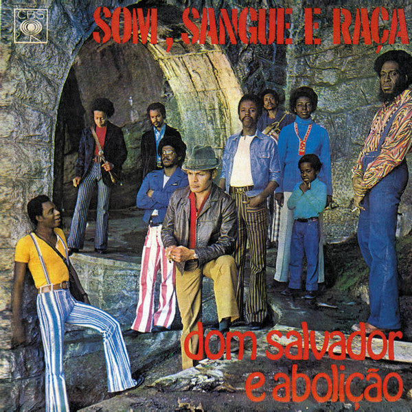 Dom Salvador e Aboliçao - Som, Sangue e Raça (LP, Album, Ltd, 180) - NEW