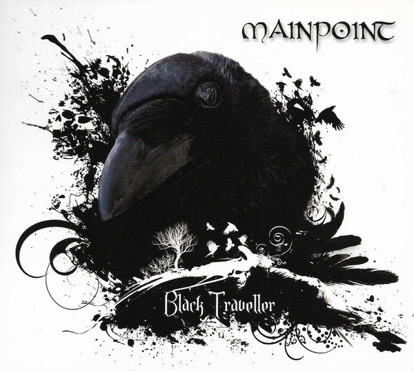Mainpoint - Black Traveller (CD, Album, Dig) - USED